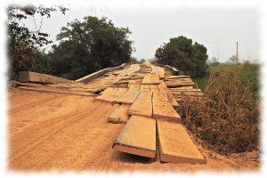 Pantanal Brücke